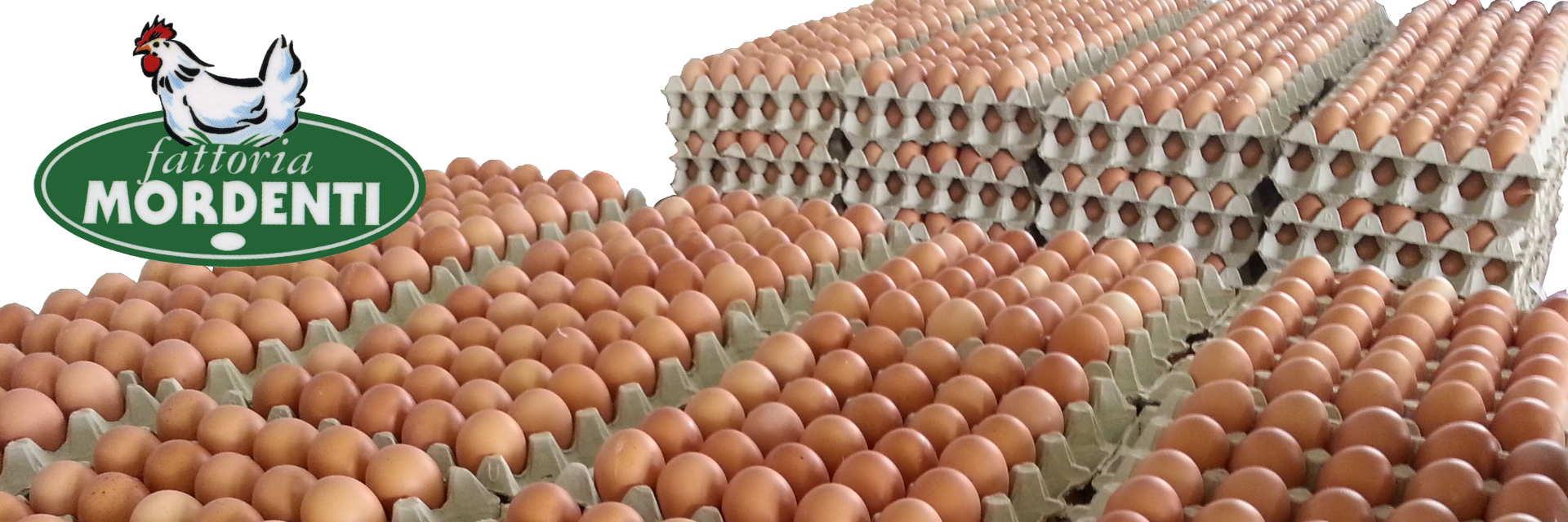 Uova fresche a turlo rosso