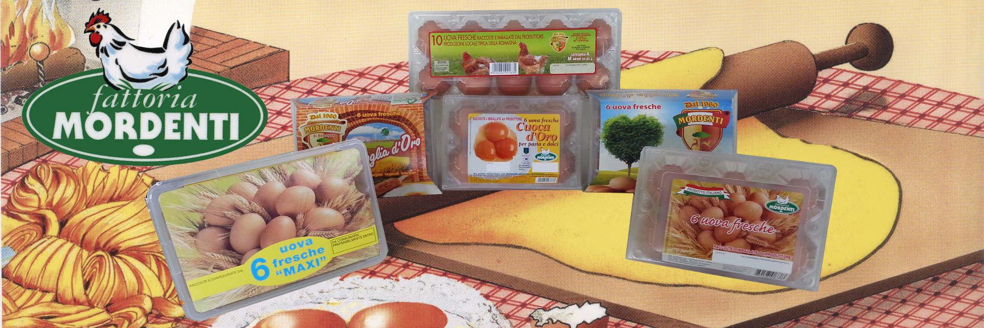 Uova speciali per la pasta e per i dolci